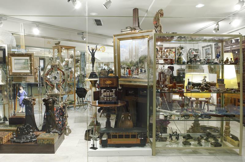 ANTIGÜEDADES CAÑAS - Muñecas y Antigüedades en general