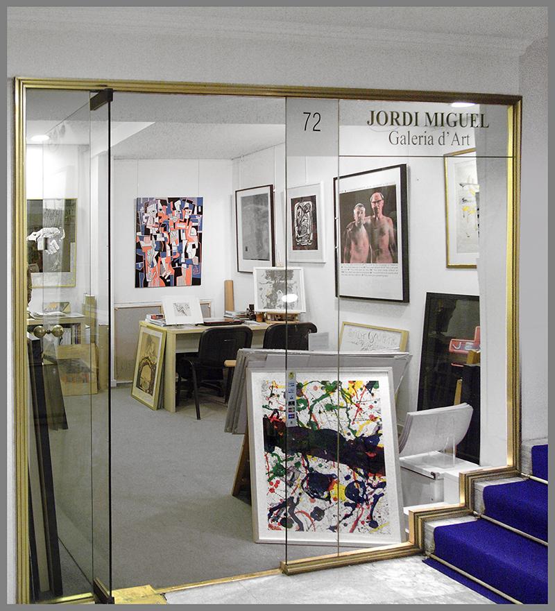 JORDI MIGUEL GALERIA Du0027ART Arte Contemporaneo Y Fotografía