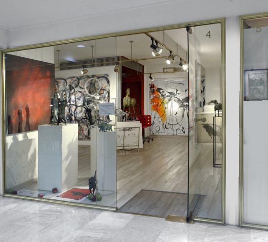 FERNANDO SUAREZ - Pintura y escultura del artistaº