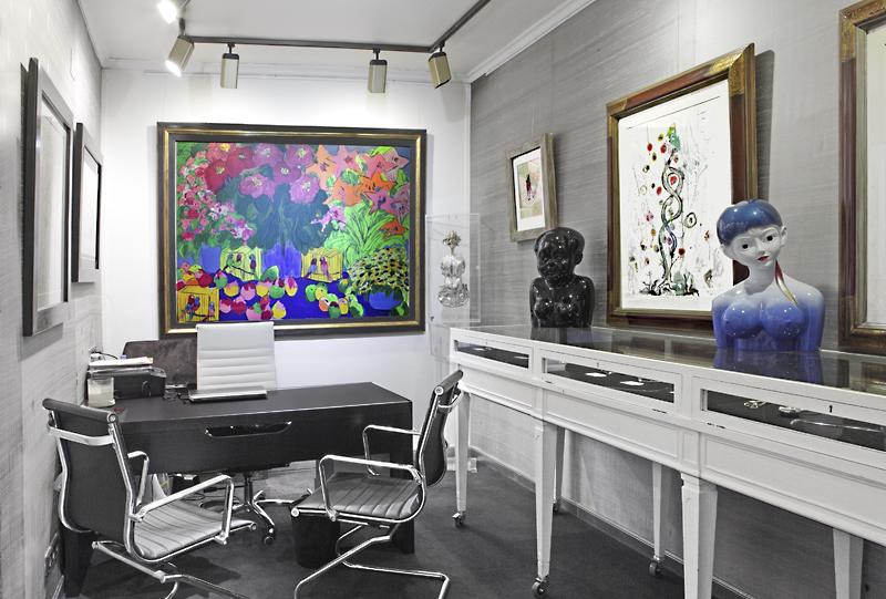 LETICIA PERRIER - Galería de arte moderno