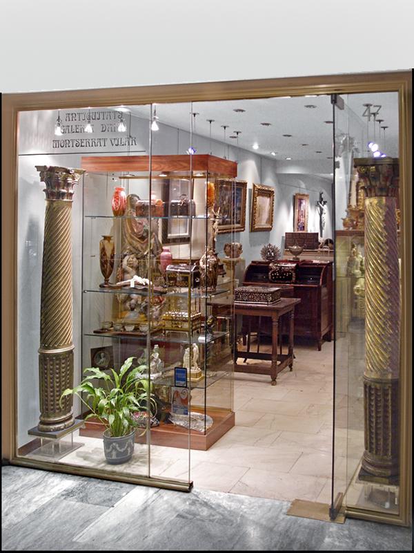 MONTSERRAT VILAR - Pintura, Alta época y antigüedades en general