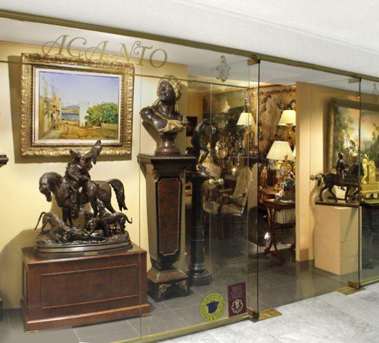 ACANTO ANTIGÜEDADES - Antigüedades, artes decorativas y pintura