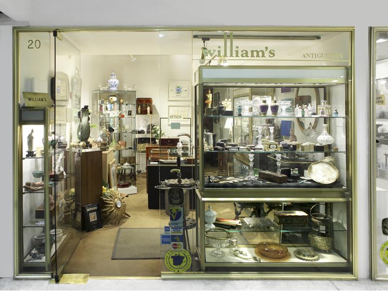 WILLIAM'S - Antigüedades y objetos de arte
