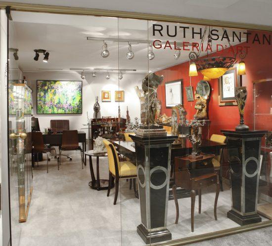 RUTH SANTANACH GALLERIA D'ART