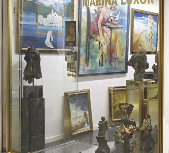 LUXOR - Pintura Y Escultura