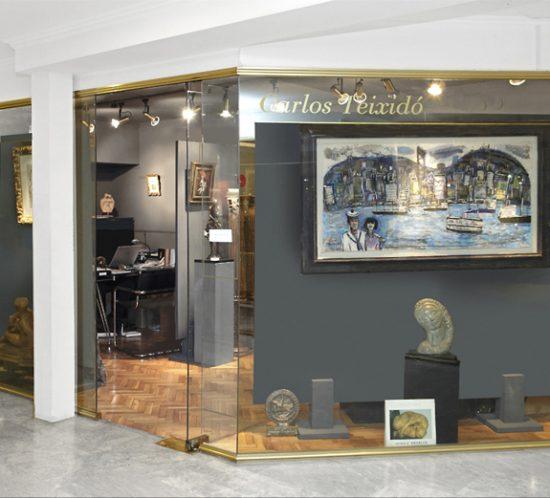 CARLOS TEIXIDÓ - Vanguardias, pintura y escultura
