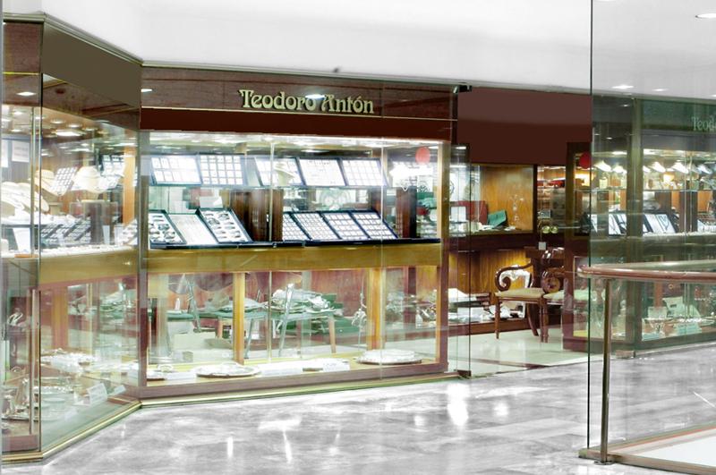 TEODORO ANTÓN - Joyas, relojes, y antigüedades en general