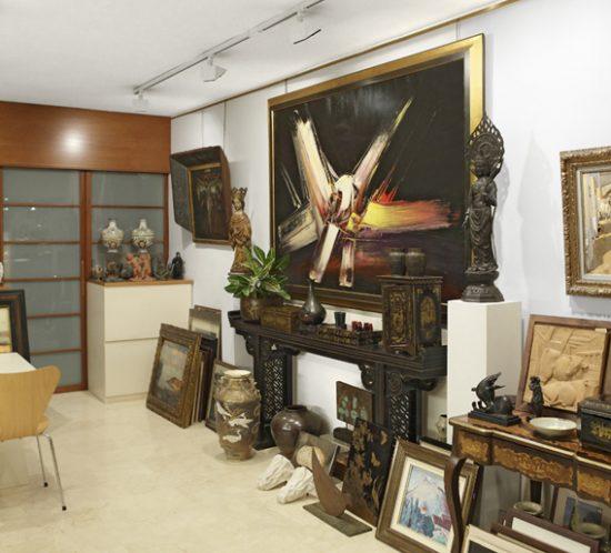 SILVIA SOLER Antigüedades, Arte oriental, - Pintura y coleccionismo